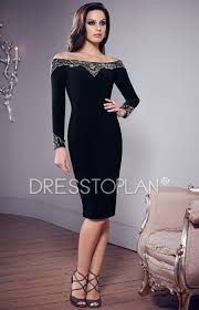 black dresses for a wedding guest sleeves the shoulder black wedding guest dress