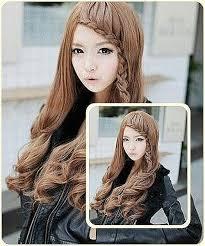 nice koran hairstyles long hairstyles awesome cute korean hairstyles for long hair cute