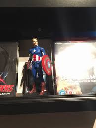 captain america civil war 3d 2d blu ray steelbook and boxset