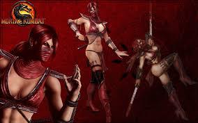 Skarlet Mortal Kombat Halloween Costume Skarlet Mortal Kombat Custom Wallpaper Skarlet Blueorichalon