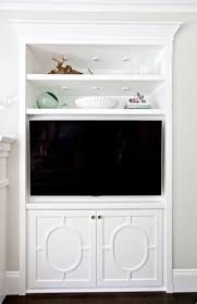 Wall Tv Cabinet Design Italian Best 20 White Tv Cabinet Ideas On Pinterest White Entertainment