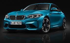 bmw refreshes m2 sports coupe for 2018 news car and driver