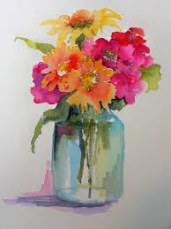 Flowers In Vases Pictures 1017 Best Abstract Flowers In Vases Images On Pinterest Art
