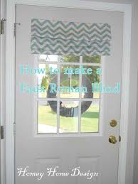 side door window shades decor window ideas