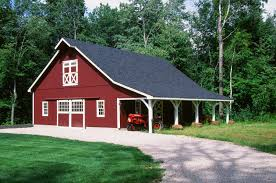 Barns For Sale In Ma Saratoga Post And Beam 1 Story Center Aisle Barn The Barn Yard