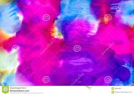 blue paints purple blue paint smudged stock illustration image 89330565