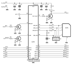 Rf Switch Matrix Schematic Diagrams Small Breakout For Sim900 Gsm Module Open Electronics
