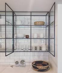 where to buy glass shelves for kitchen cabinets glass shelves in modern interiors convenience and style