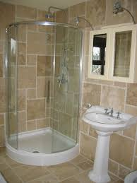 glass hsoer cabin ceramic shower pan faucet drain cornershelf