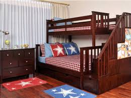 Cool Bunk Bed Designs Futon Teens Bedroom Bunk Bed For Teenager Wood With Futon Modern