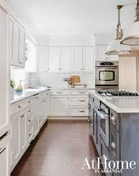White Blue Kitchen 258 Best Kitchens Images On Pinterest Arkansas At Home And