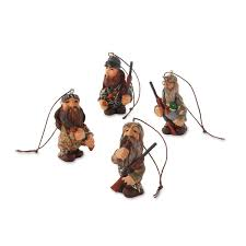 Duck Dynasty Home Decor Fishing And Hunting Big Sky Carvers Wood Carvings Resin Figurines