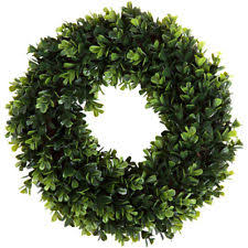 artificial boxwood wreath boxwood wreath ebay
