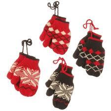 24 best mitten hat ornaments images on