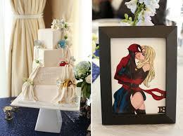 superhero wedding table decorations classic superhero wedding for comic book lovers mon cheri bridals