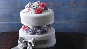 wedding cake fondant food recipes traditional wedding cake