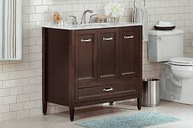 Furniture For Bathroom Vanity Shop Bathroom Vanities Vanity Cabinets At The Home Depot