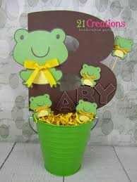 frog baby shower appealing frog baby shower decorations 96 for your baby shower