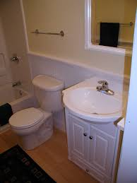 designing for tiny bathrooms rose construction inc