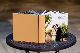 acrylic wedding album high quality wedding album lustre book zookbinders