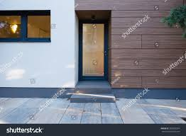 modern house entrance modern house entrance stock photo 328303334 shutterstock