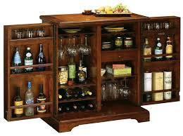 Furniture Wine Bar Cabinet Americana Portable Wine Bar Cabinet By Howard Miller 695116 Inside