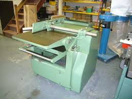 Used Universal Woodworking Machines Uk by Dominion Planer Thicknesser Type Daa Conway Saw Woodworking