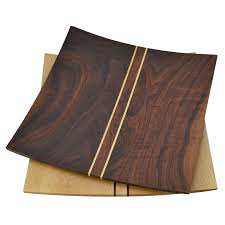 assiettes en bois assiettes archives accessoires de cuisine en bois le temps des