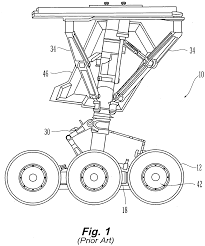 patent ep2450274a2 landing gear noise attenuation google patents