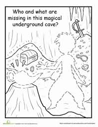 fables and folk tales coloring pages education com