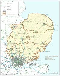 Hertfordshire England Map by Archived Content Defra Uk East Of England Erdp Regional Chapter