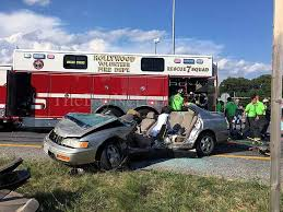 motor vehicle accident resulted in extraction in hollywood md