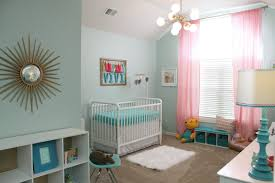 Baby Room Colors Diy Post Mod Baby Nursery Oh So Lovely Blog