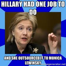 Monica Lewinsky Meme - monica lewinski is back in one hilarious picture
