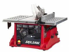 skil portable table saw cheaper at lowes skil 15 amp 10 table saw misc tools pinterest