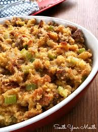 south your southern cornbread dressing with sausage