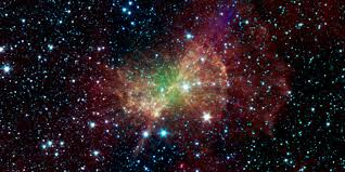 space images weighing in on the dumbbell nebula