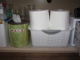 guest bathroom u2013 under the sink must haves neaten your nest