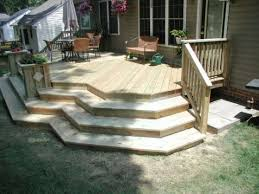 wood deck design guide awesome wood deck designs u2013 cement patio