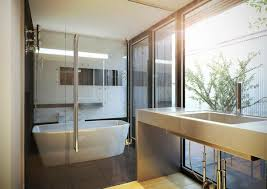 Japanese Bathroom Ideas Bathroom Design Traditional Japanese Bath With Beautiful Pebble