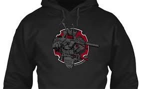 new anachrobellum tactical samurai hoodie recoil offgrid