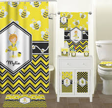 buzzing bee cabinet decal custom size personalized potty