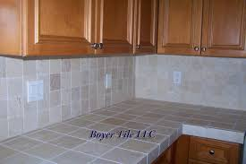 countertops kitchen countertop tiles ideas island with seating