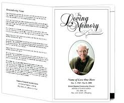 funeral invitation template free funeral announcement template mst3k me