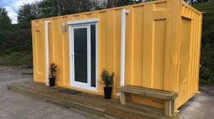 bristol community turns shipping containers into homes the big issue