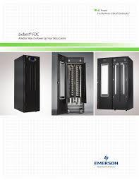 liebert fdc brochure vertiv pdf catalogue technical