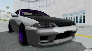 custom nissan skyline drift nissan skyline r32 drift for gta san andreas
