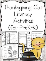 pete the cat thanksgiving activity great for kindergarten