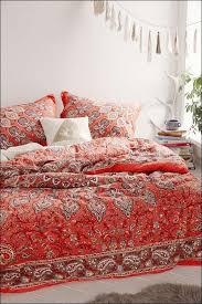 Red Gold Comforter Sets Bedroom Amazing Blush Colored Bedding Boho Dorm Room Bedding