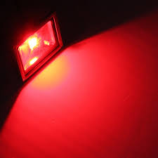 red led flood light 10w ip65 led flood light with remote control outdoor l ac85 265v